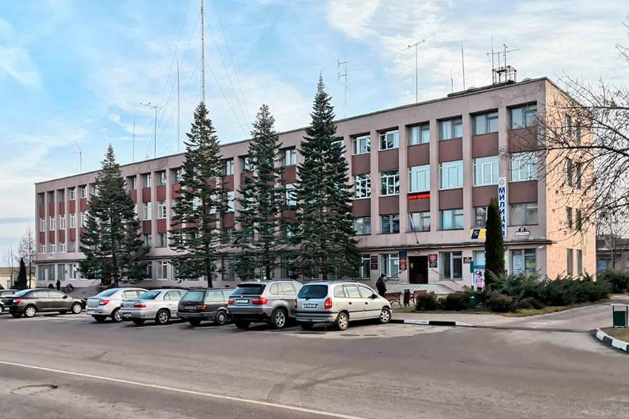 Автозапчасти в Новолукомле