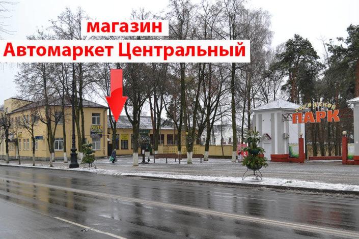 Автозапчасти в Борисове