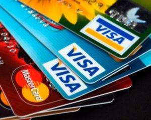 оплата банковскими картами за запчасти